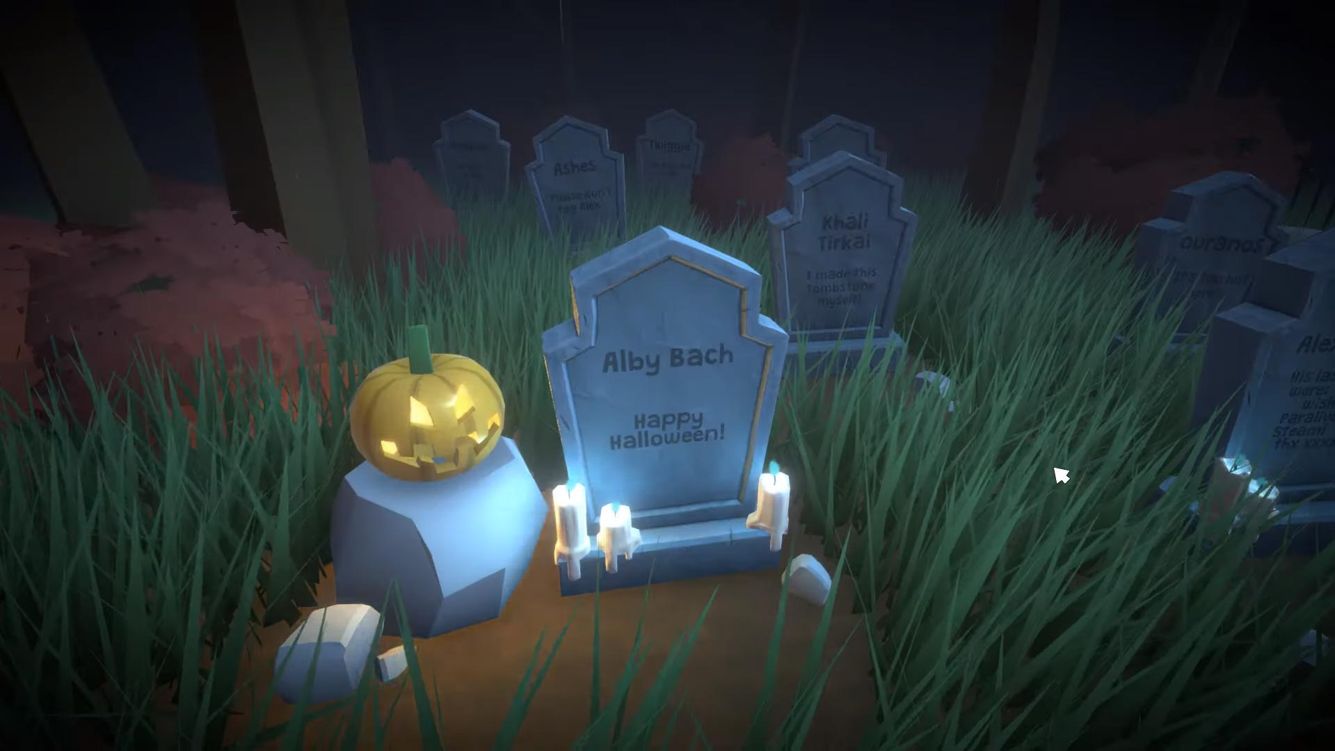 Happy Halloween! Paralives confirms graveyards and death
