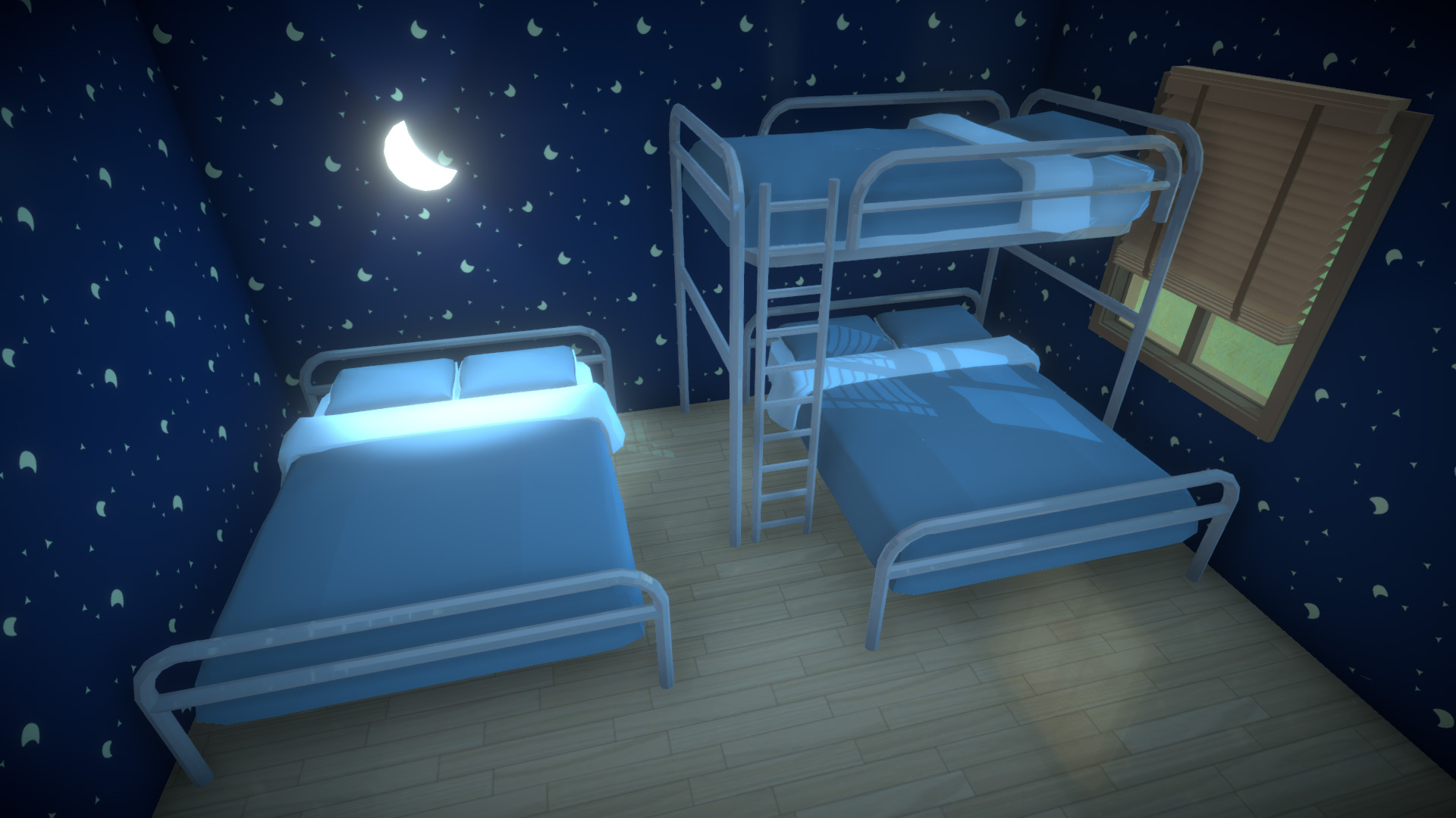 Paralives Double Bunk Bed